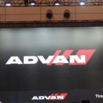 ADVAN 全15種フルラインアップ 東京オートサロン2016