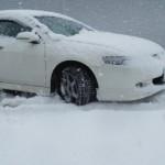 やっぱり雪の影響は大きい チェーンへの注目が爆発した