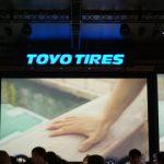 東京オートサロン2018 トーヨーは本物の走りを支える世界観