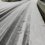 今年初の雪、そんな中でもオートサロンに備える!