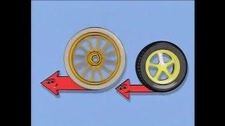 ずっと前から注目 タイヤの転がり抵抗 ミシュラン