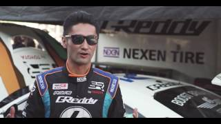 NEXEN Formula Drift Round2 アトランタ