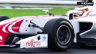 SUPER FORMULA & F3 2016前半戦ダイジェスト