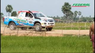 FEDERALタイヤ ASIA CROSS COUNTRY RALLY