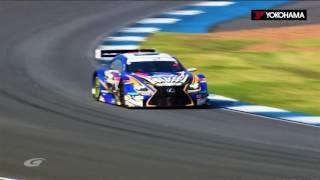2016 SUPER GT Rd.7 ダイジェスト