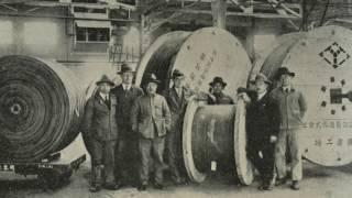 横浜ゴムの誕生-世界一流品を目指せ