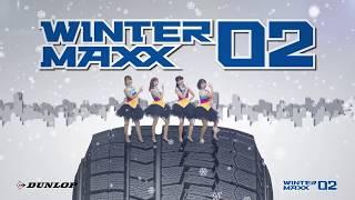 ダンロップ WINTER MAXX 02 モチロンギュ