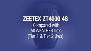ZEETEX ZT4000 4S オールシーズン