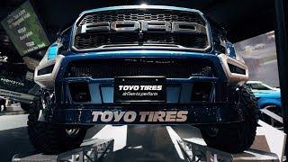 東京オートサロン2018 トーヨーブース