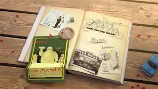 ミシュランマン ストーリー 1898年誕生