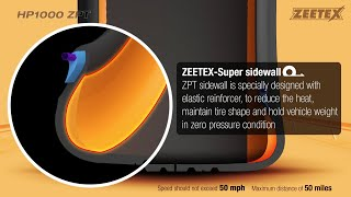 ZEETEX HP1000 ZPT (ZERO PRESSURE TECHNOLOGY)