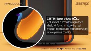 ZEETEX HP1000 ZPT (ZERO PRESSURE TECHNOLOGY)