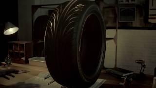 NANKANGタイヤ 60th Anniversary PRESENT ティザー