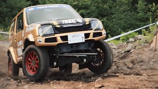 JAPAN JIMNY SUPER TRIAL CAMPIONSHIP トーヨー