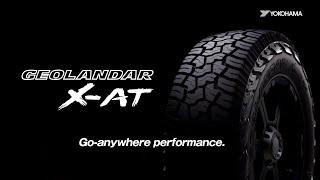 ヨコハマ SUV・ピックアップトラック用 GEOLANDAR X-AT