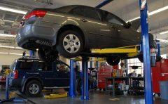 タイヤのローテーション(装着位置の交換)