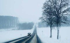 冬の路面は危険がいっぱい!